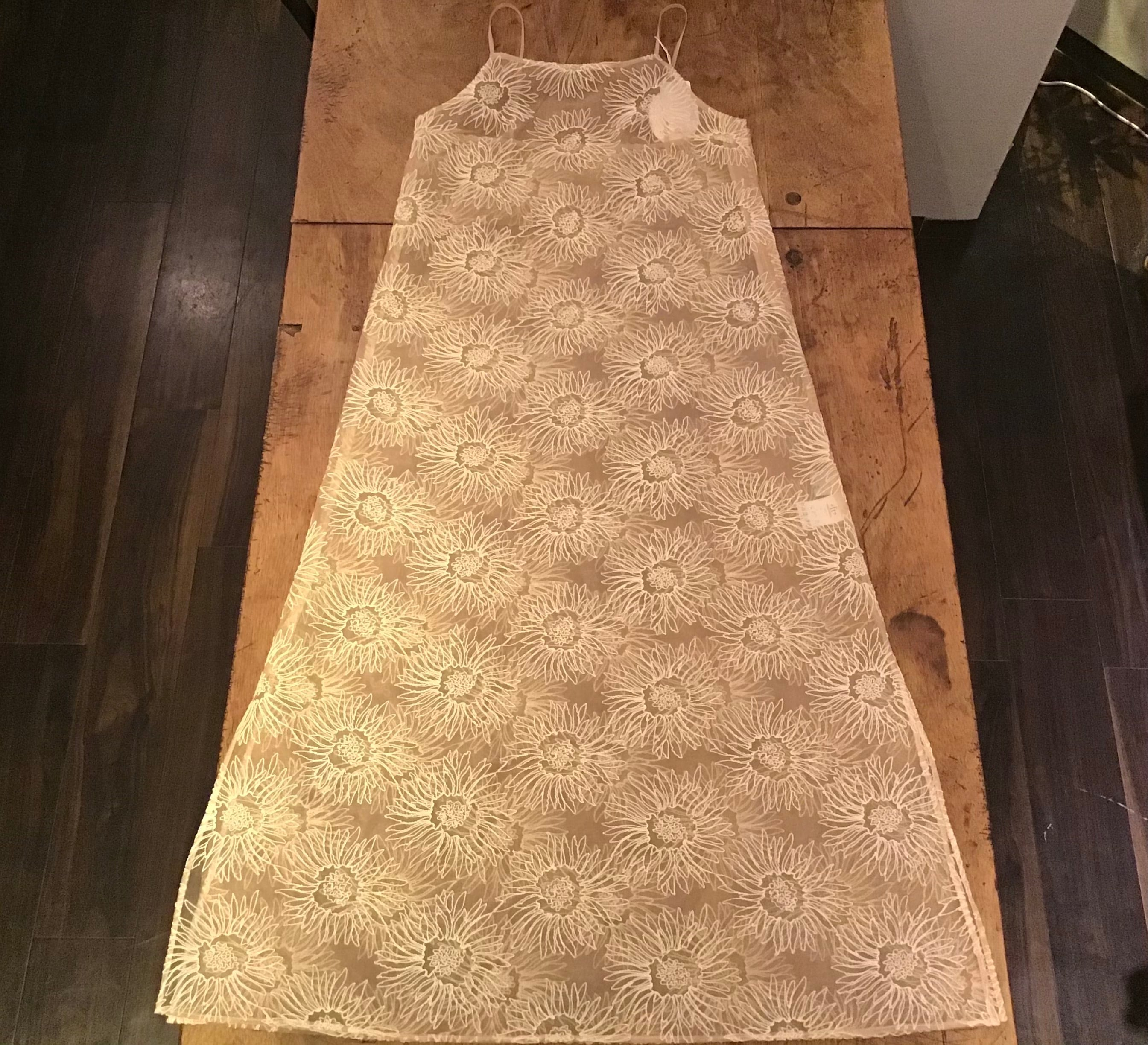 FUMIE TANAKA F21S-07 color beige size 2