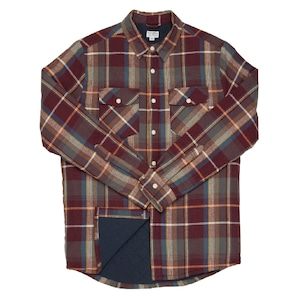 Bryson L/S Flannel Jacket