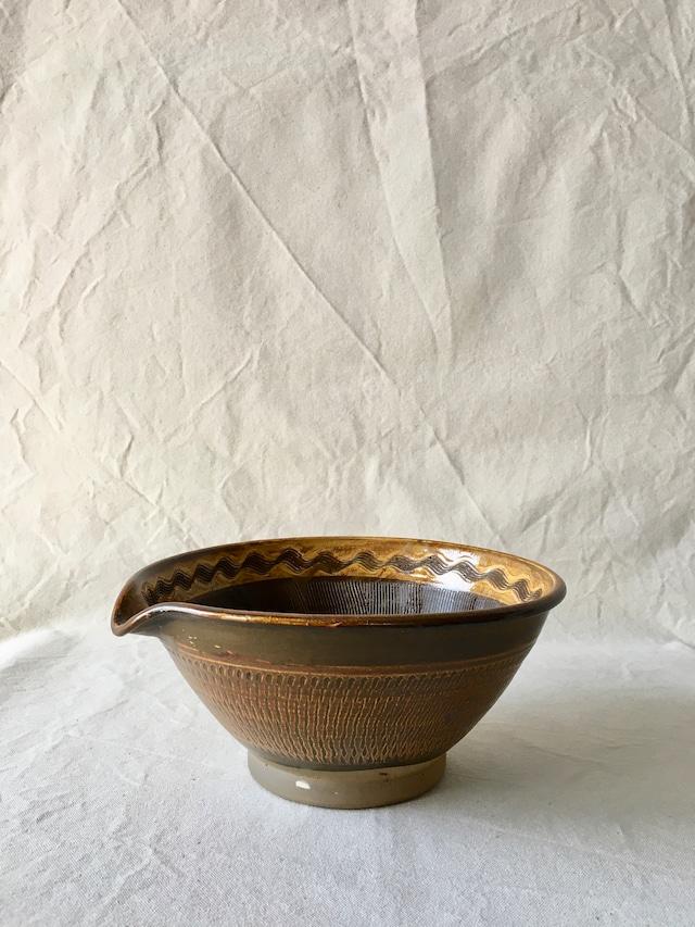 7寸すり鉢-坂本健一郎窯
