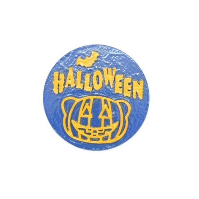 僕たちフェレット Halloween マグネットステッカー ⑧キャスト製(直径80mm)無料配送