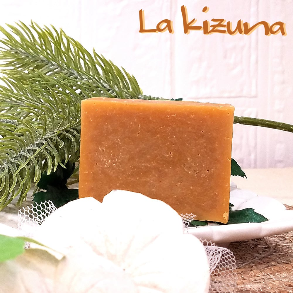 La-kizunaレッドリコピン石鹸 Red tomato lycopene おまけ付+送料無料