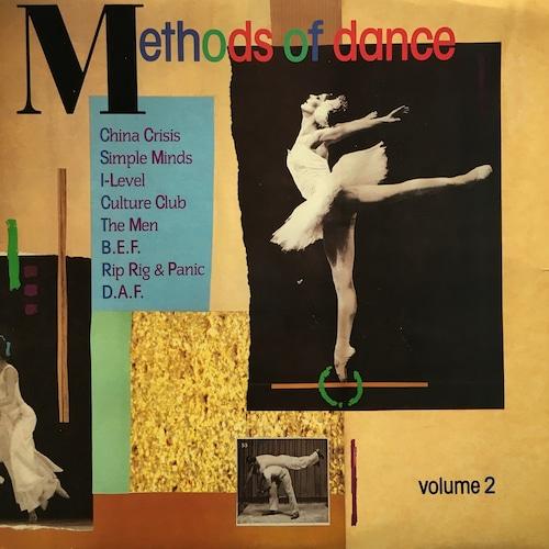 【LP・英盤】Various Artists /  Methods Of Dance Volume 2