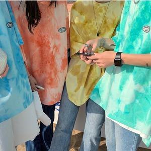 PROGRESS タイダイTシャツ YH6254