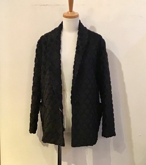 FUMIETANAKAF20A-03fur easy jacket color black size 36