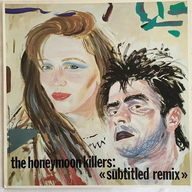 【12inch・ベルギー盤】The Honeymoon Killers / Subtitled Remix