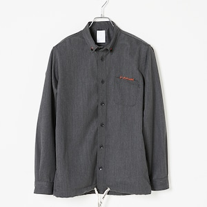 KB01-SH01 サマーウール ワークシャツ