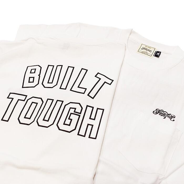 SEVENTY FOUR(セブンティーフォー) / POCKET T-SHIRT(WHITE)(STF21SS15)(Tシャツ)