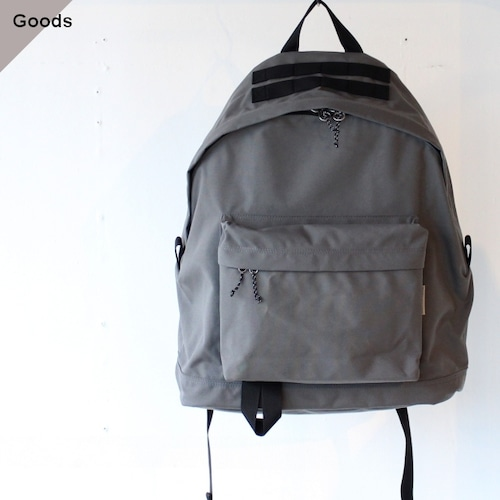 ENDS and MEANS エンズアンドミーンズ Daytrip Backpack バックパック Wolf gray