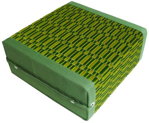 【健康ステップ畳】掛川織 緑