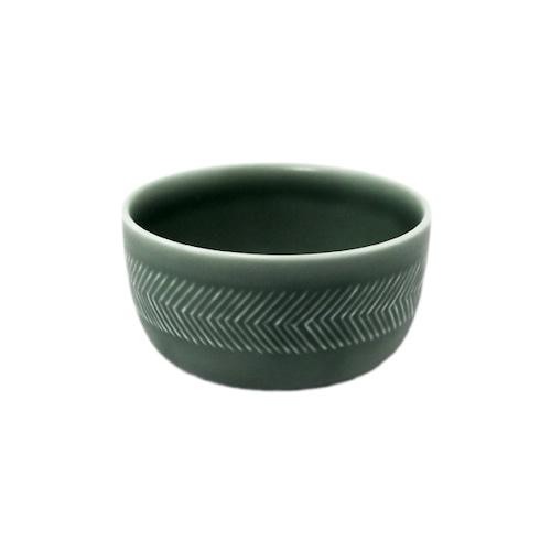 BIRDS' WORDS(バーズワーズ) Tabletop Bowl 8.5cm squall gray