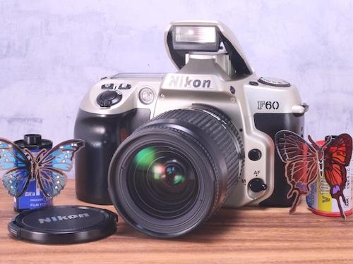 Nikon F60D ズームレンズセット