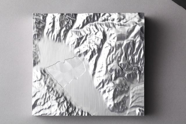山モデル 諏訪湖周辺