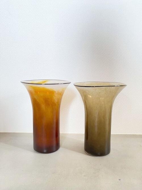 kasumi vase М size  (グリーン / パープル )