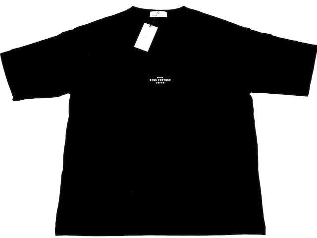 barbell logo Tshirt (BLACK)