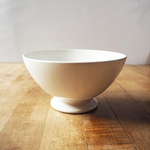 Digoin(ディゴワン)の白いカフェオレボウル