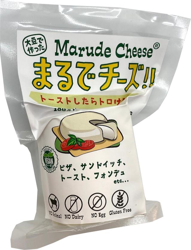 「marudeソーセージ」2.0 登場! 動物性不使用ヴィーガンソーセージ VEGAN Marude Sausage  4本 x 60g