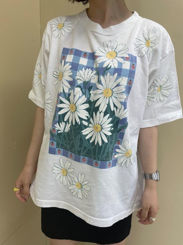 flower tee / 7SSTP17-01