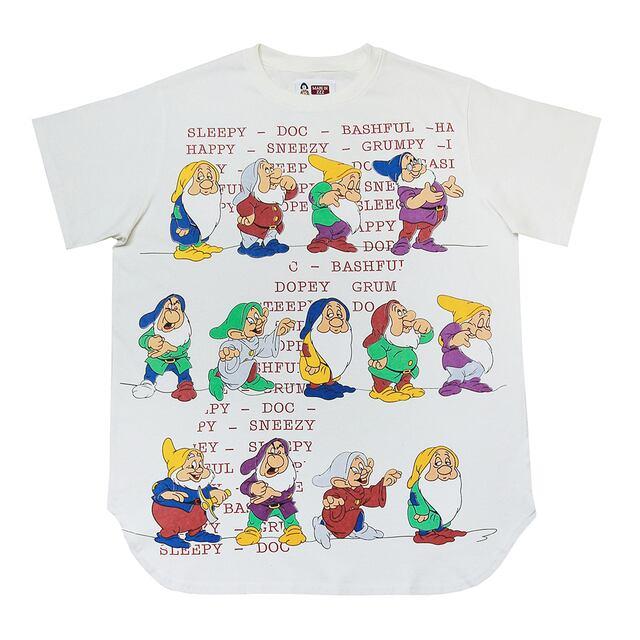 【SELECT】七人の小人Tシャツ