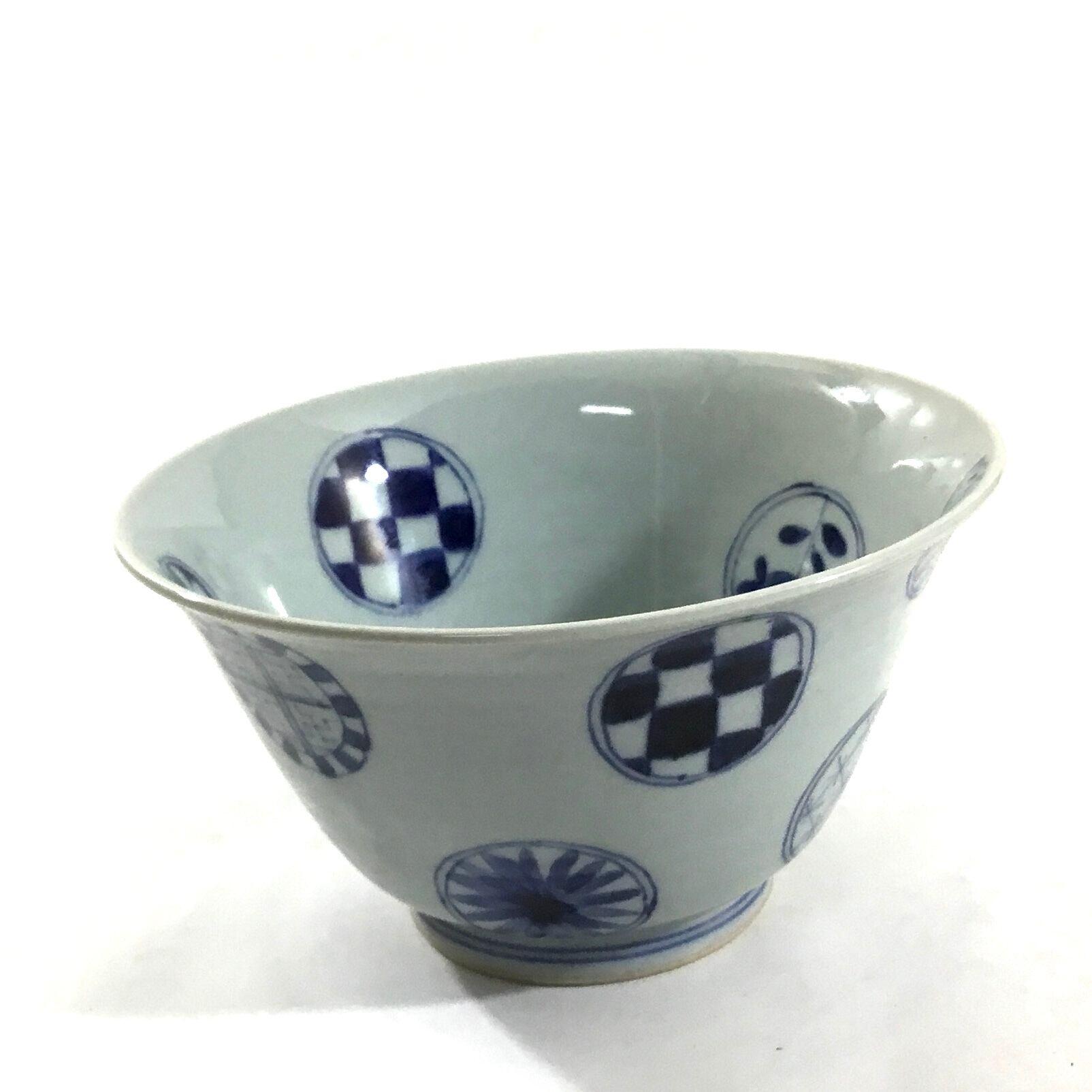 丸地紋麺鉢
