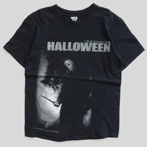 00年代 ハロウィン 映画 Tシャツ | ロブ・ゾンビ ホラー アメリカ ヴィンテージ 古着