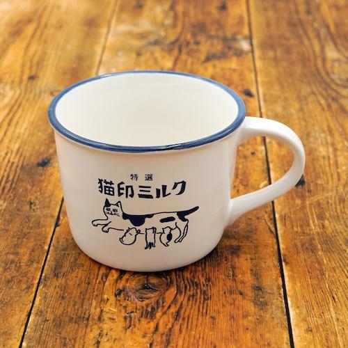 猫マグカップ(猫印ミルク)