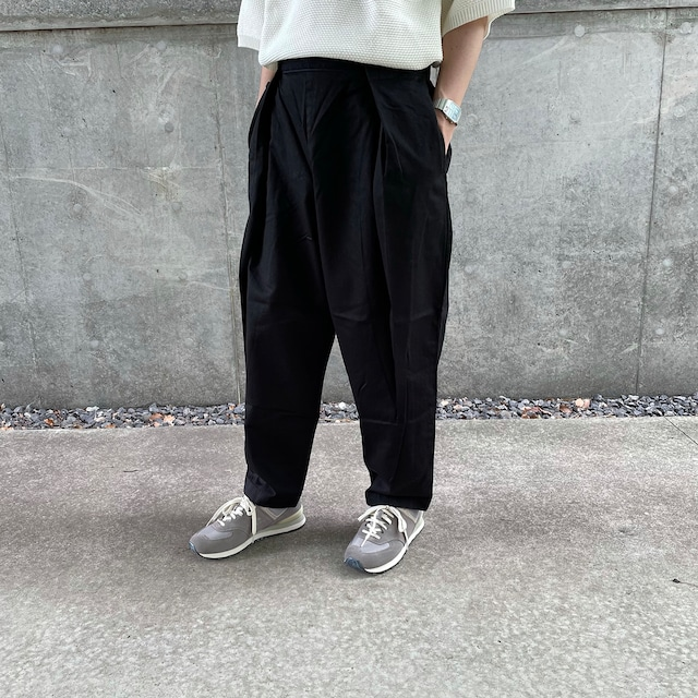 EZ PANTS is-ness music × RELAX FIT