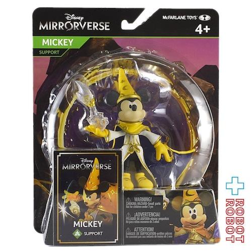 マクファーレントイズ ディズニー ミラーバース Wave1 ミッキーマウス 5インチ アクションフィギュア