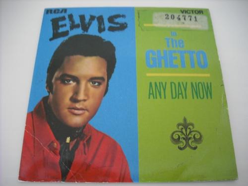 【CD Single】ELVIS PRESLEY / IN THE GETTO