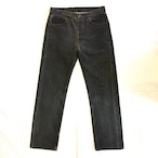 """80's Levi's 501 BLACK  W 33 """"MADE IN USA"""" <Used>"""