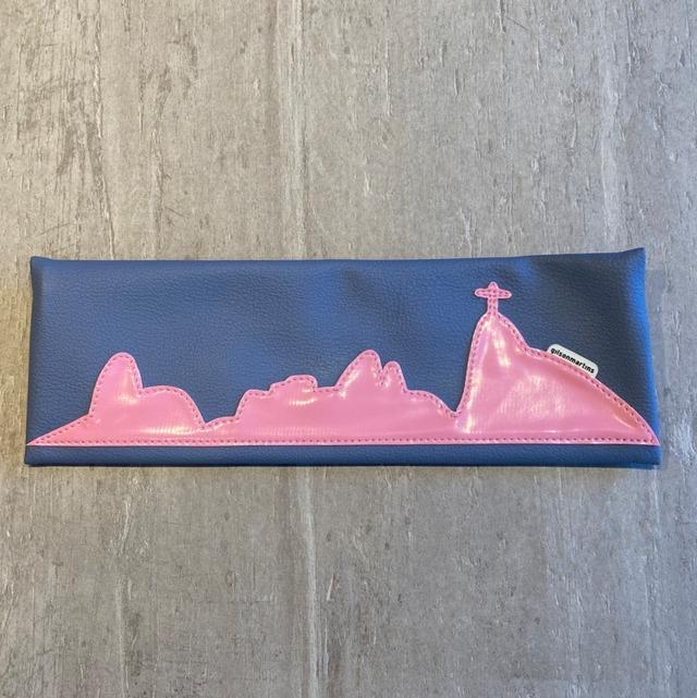 ジルソン・マルチンス TRIP LANDSCAPE トリップランドスケープ ブルー・ピンク