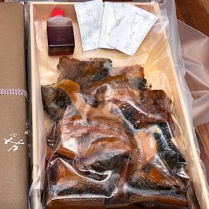 鰻大和煮折詰(600g)