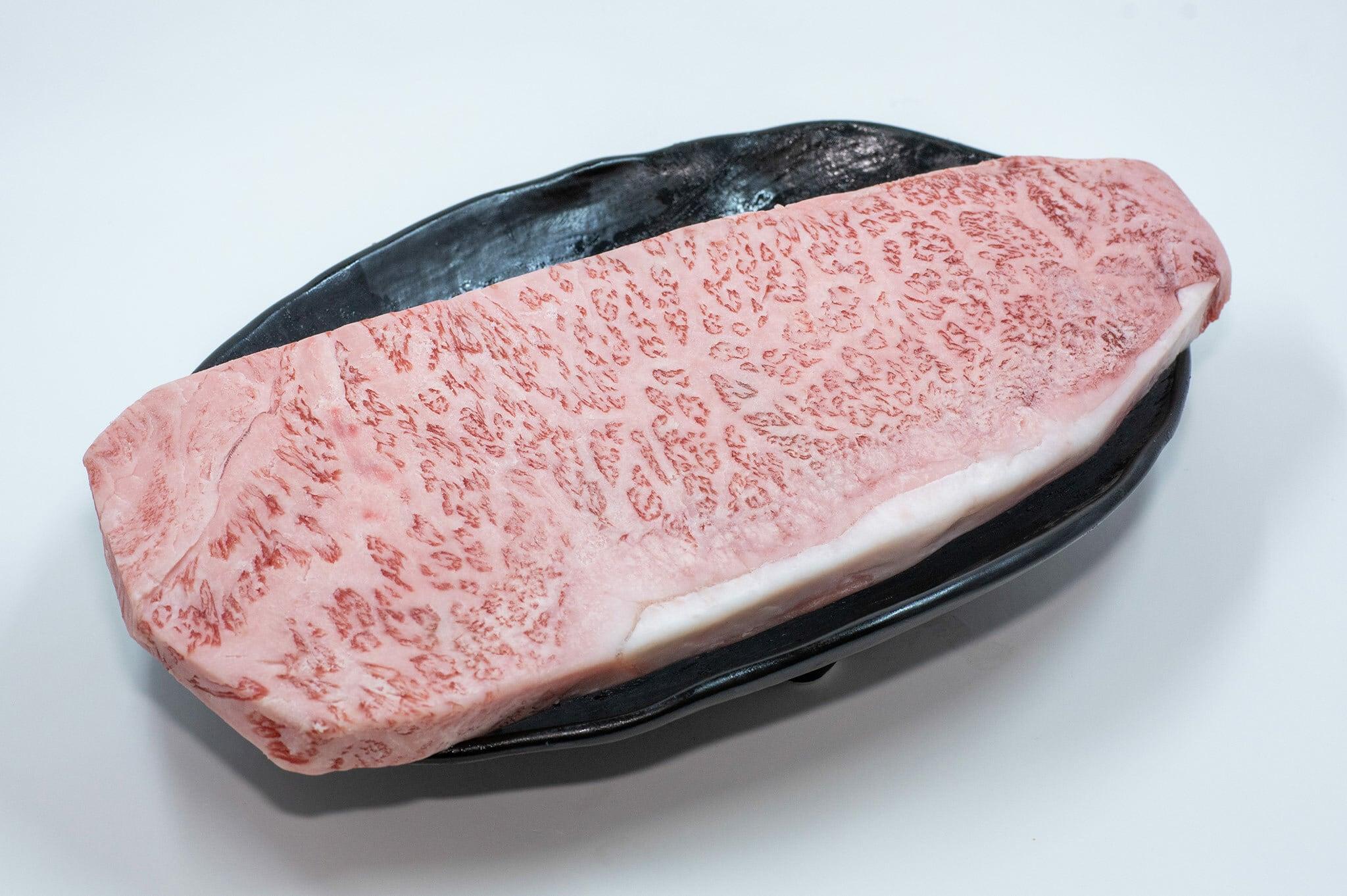 かわなべ牛 サーロインステーキ 200g