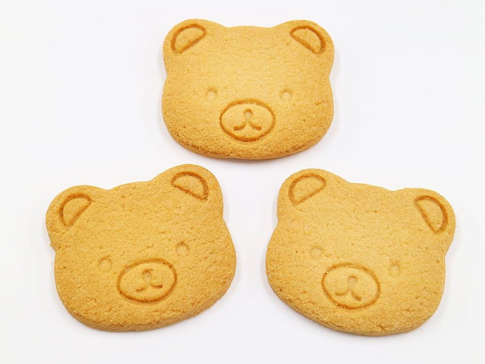 1kg くまちゃんクッキー【送料・税込】[No.4323]
