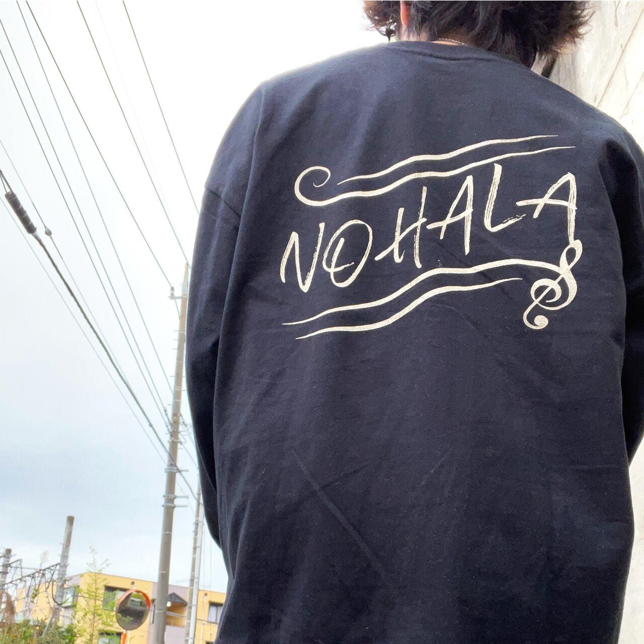 "【WillxWill × NOHALA】スペシャルコラボレーション ""Gentian"" Long Sleeve Black  + マニック LIVE STREAMING 映像 セット"