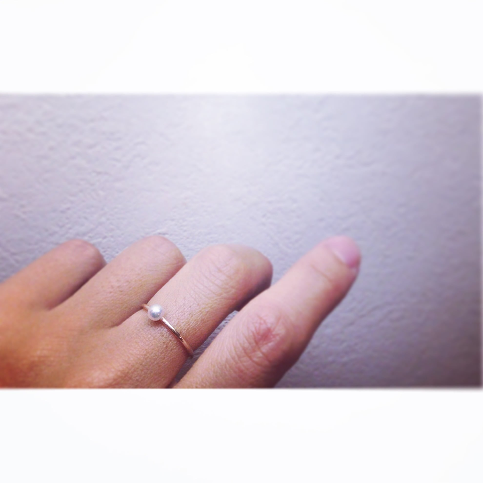 K10BABY_pearl/ring