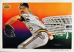 MLBカード 92UPPERDECK Doug Drabek #039 PIRATES CHECKLIST