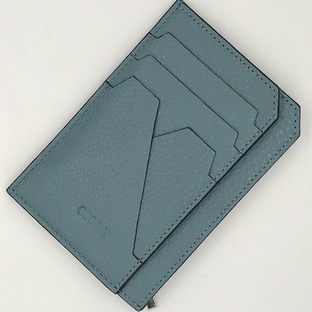 amiターコイズブルー【OSOBA small wallet】