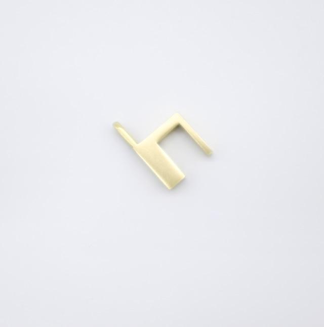 真鍮吊り金具 1個