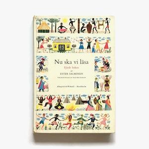カイ・ベックマン「Nu ska vi läsa - Fjärde boken(さあ、よみましょう:第4巻)」《1961-01》