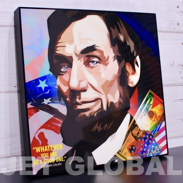 リンカーン/ ABRAHAM LINCOLN VER.2 / サイズ 26cm / PAPM_0177