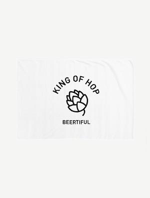 【KING OF HOP】ブランケット