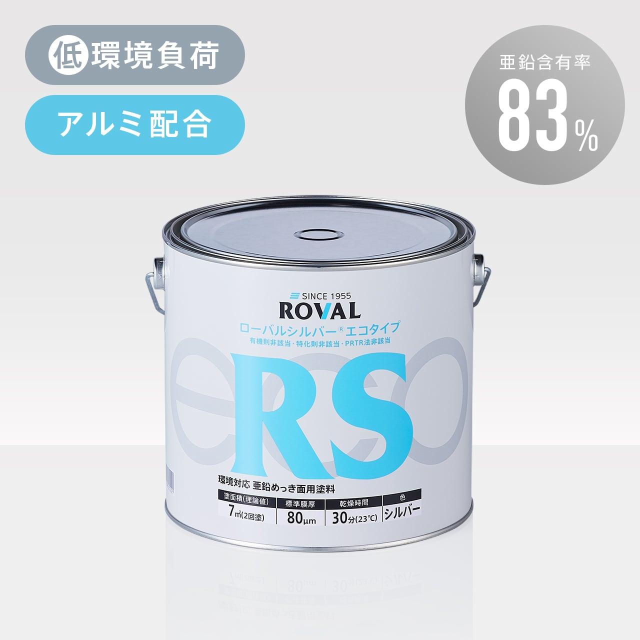 ローバルシルバーエコタイプ 3.5kg缶