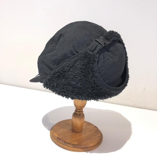 【21AW】THE PARK SHOP(ザ・パークショップ)snowboy CAP (KIDS )black キャップ 帽子