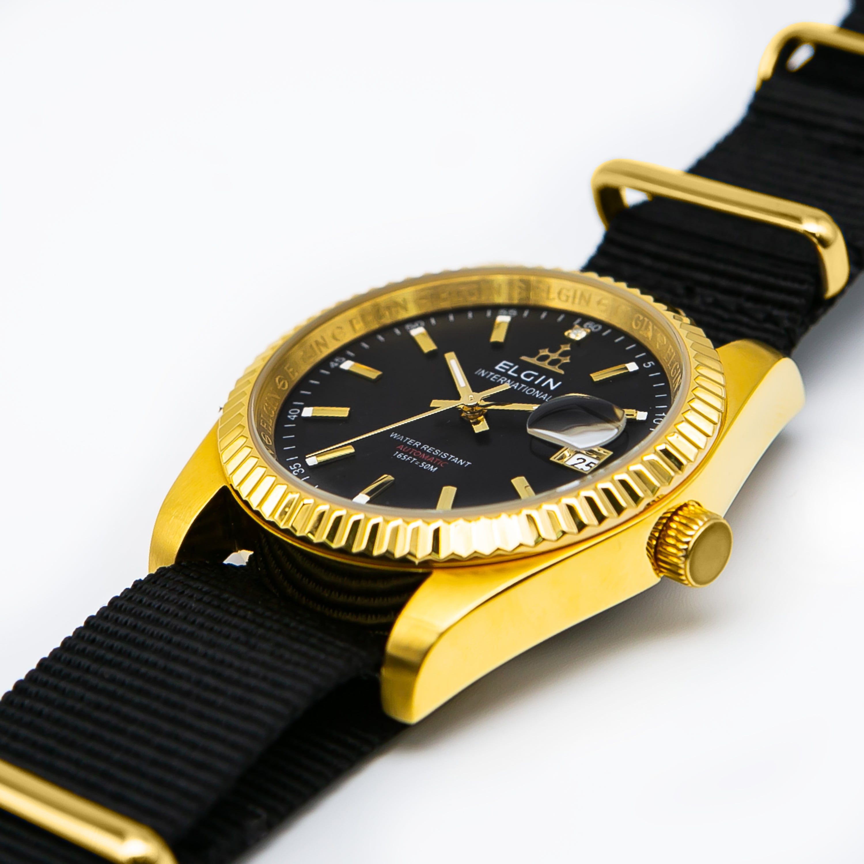 男女兼用のフォーマルな腕時計|DI004BK