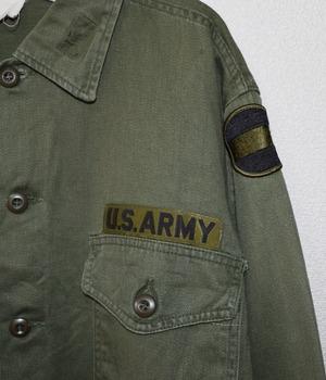 USED US ARMY UTILITY SHIRT