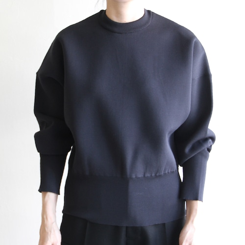 PHEENY【womens 】double face circle knit