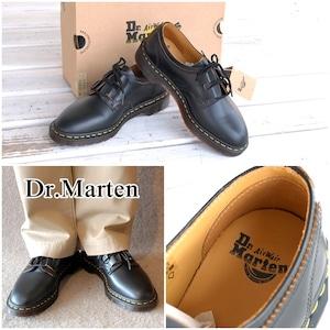 Dr Martens ドクターマーチン DRMARTENS ギリーシューズ ghillie vintage smooth 1461 レザーシューズ 靴 メンズ 22695001 スムースレザー。