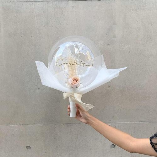 BALLOON FLOWER BOUQUET - san clemente -