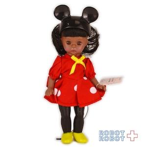 マクドナルド マダムアレキサンダードール2004 #3 Wendy Doll as Minnie Mouse ミニーマウス 黒人