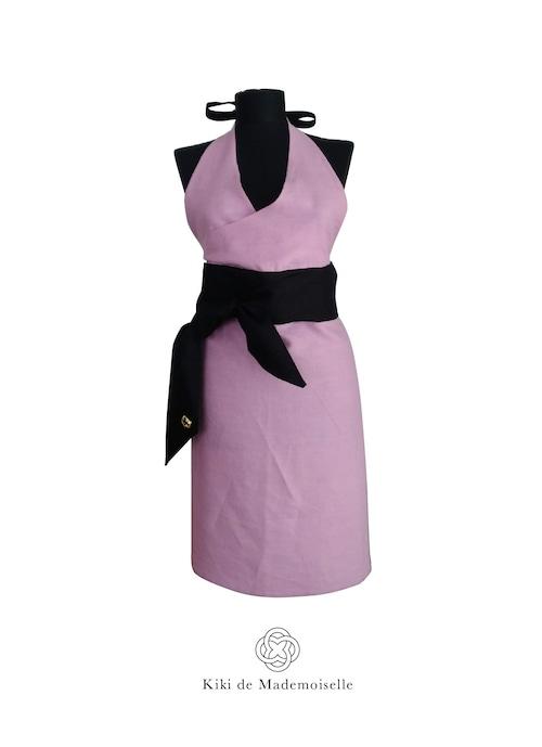 Kiki de Mademoiselle Mauve pink マドモアゼルキキ モーヴピンク